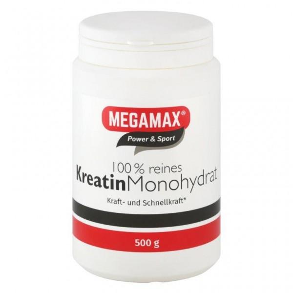 Megamax Kreatin Monohydrat 100%