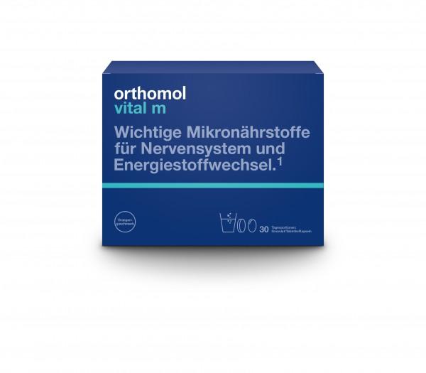 Orthomol Vital M 30/Gra/Kap