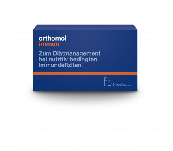 Orthomol Immun Trinkflaschen Woche