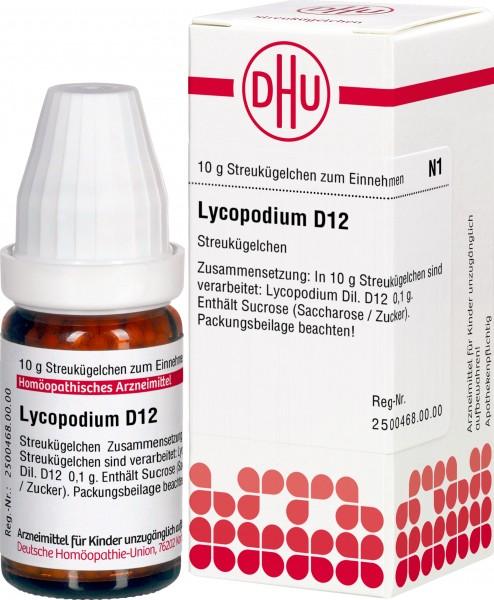 LYCOPODIUM D12
