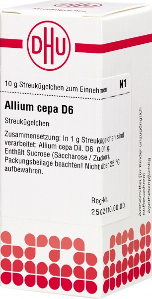 ALLIUM CEPA D 6  (2890736) Bild-01