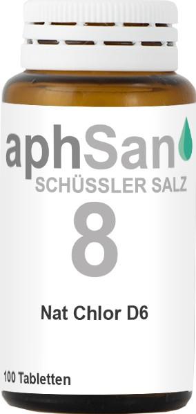 APHSAN SCHÜSSLER 8 NAT CHLOR D6  (8020077) Bild-01