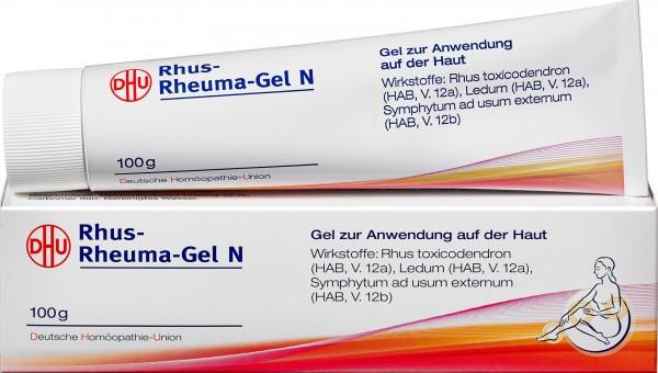 RHUS RHEUMA GEL N  (4780029) Bild-01