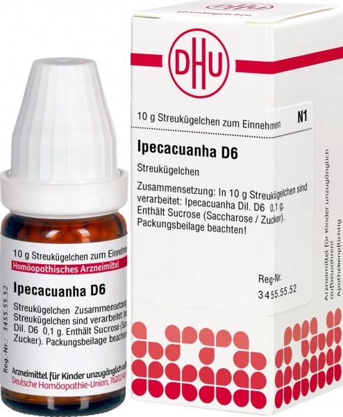 IPECACUANHA D 6
