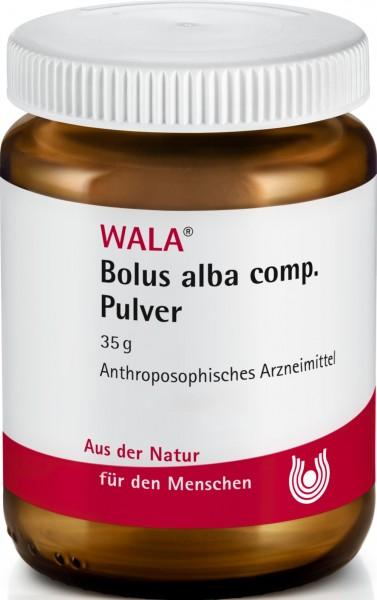 BOLUS ALBA COMP. PULVER  (10347006) Bild-01
