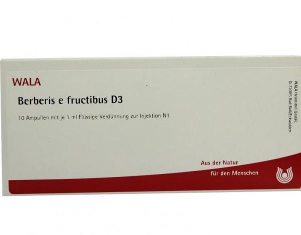 BERBERIS E FRUCTIBUS D 3