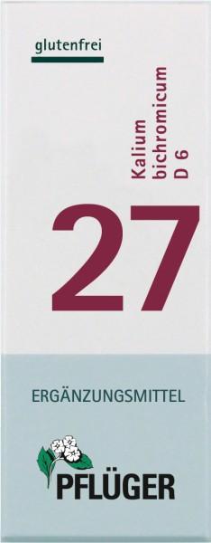 BIOCHEMIE 27 KAL BICHR D 6  (5919274) Bild-01