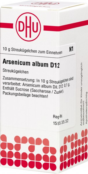 ARSENICUM ALB D12  (1758673) Bild-01