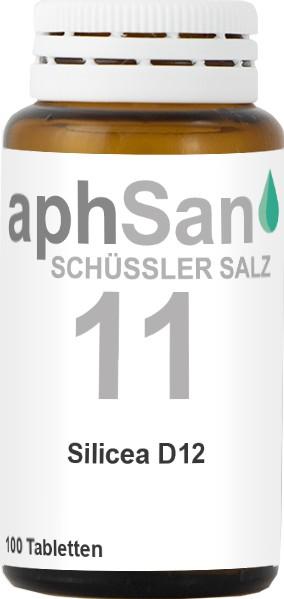 APHSAN SCHÜSSLER 11 SILICEA D12  (8020166) Bild-01