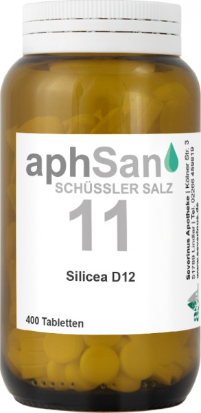 APHSAN SCHÜSSLER 11 SILICEA D12  (8020172) Bild-01