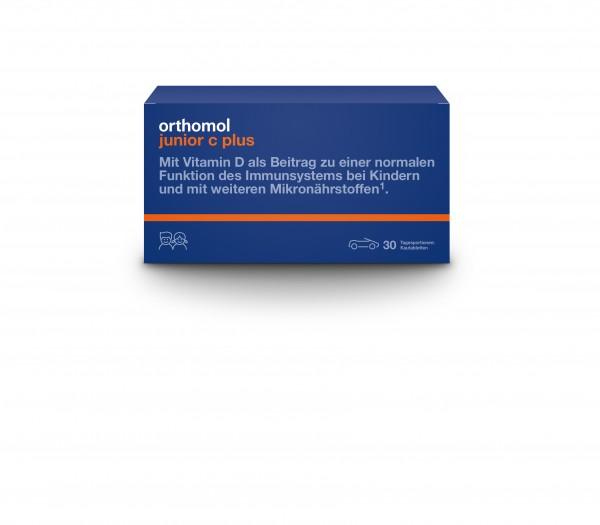 Orthomol Junior C plus Mandarine/Orange