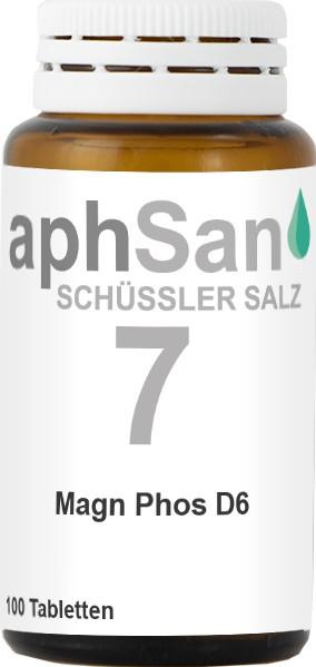 APHSAN SCHÜSSLER 7 MAGN PHOS D6  (8020114) Bild-01