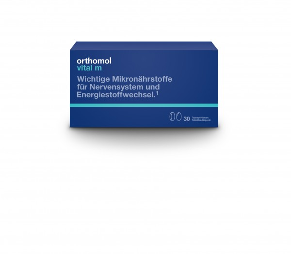 Orthomol Vital M 30 Tab/Kap-Copy