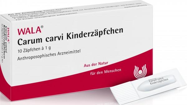 CARUM CARVI KINDERZAEPFCHEN  (1448004) Bild-01